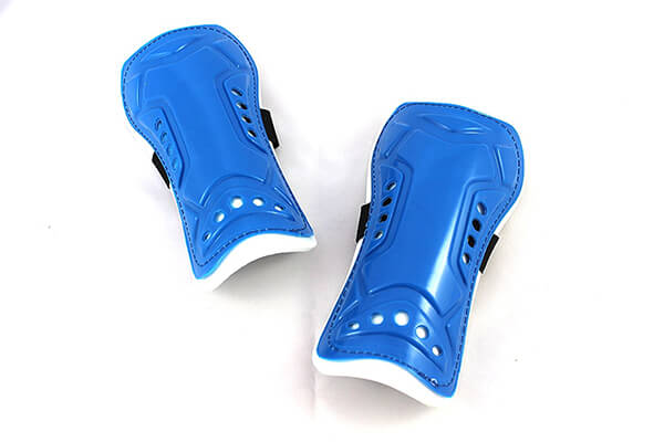Children's Protective Shin Guards - Durable, Lightweight, and Breathable Padding - Great for Boys and Girls - Adjustable Size - By Qornerstone