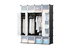 Top 10 Best Portable Clothes Storage Cubes Reviews