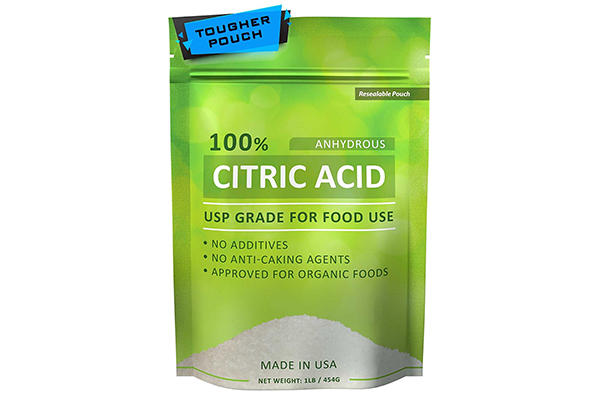 Citric Acid, 1 lb, Pure for Bath Bombs
