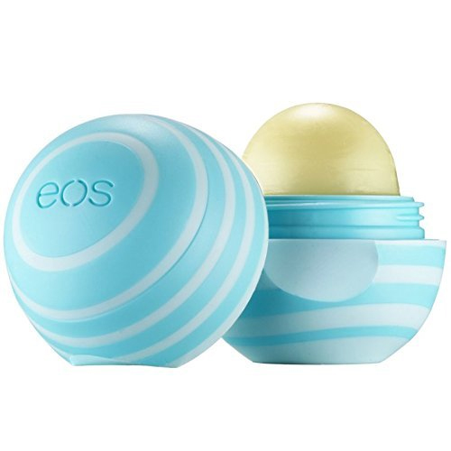 5. EOS Visibly Soft Lip Balm Sphere, 0.25 Ounce
