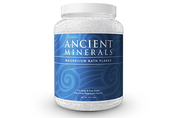 Ancient Minerals Magnesium Bath Flakes 4.4lb