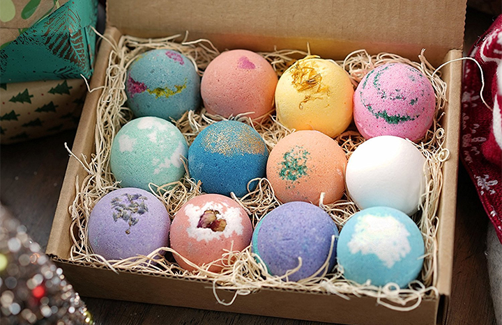 Top 10 Best Bath Bomb Gift Set of (2019) Review
