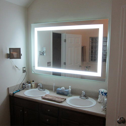 Top 10 best lighted vanity mirrors of all time reviews any top 10 lighted vanity mirror led aloadofball Image collections