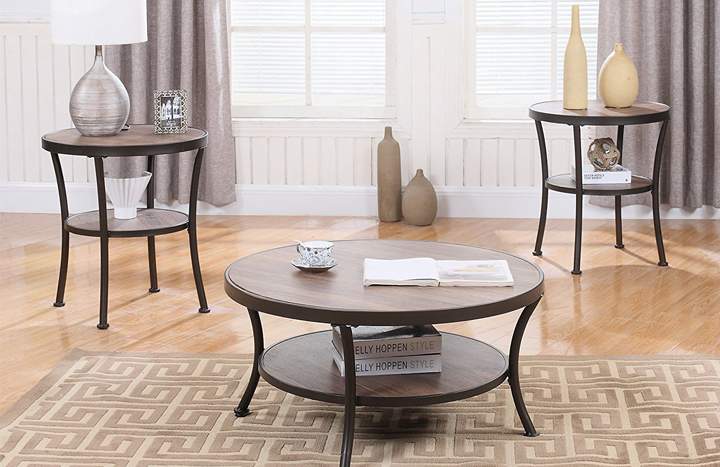 Top 10 Best Living Room Table Sets for Small Apartments of 2018 Review