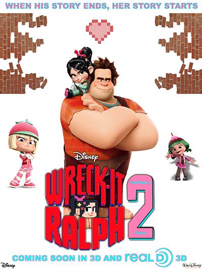 Wreck-It Ralph 2