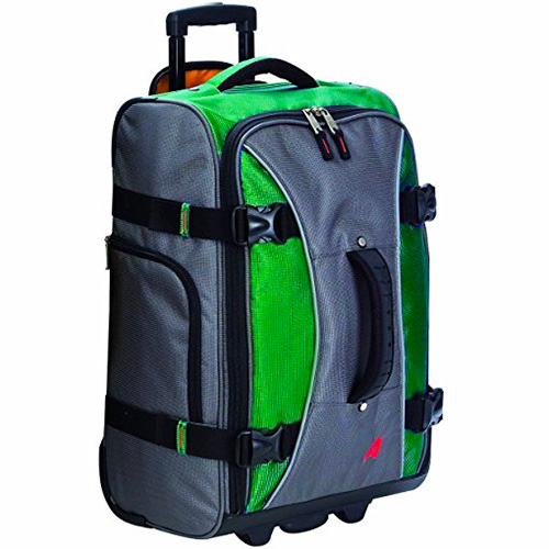 Athalon Luggage 21 Inch Hybrid Travelers Bag