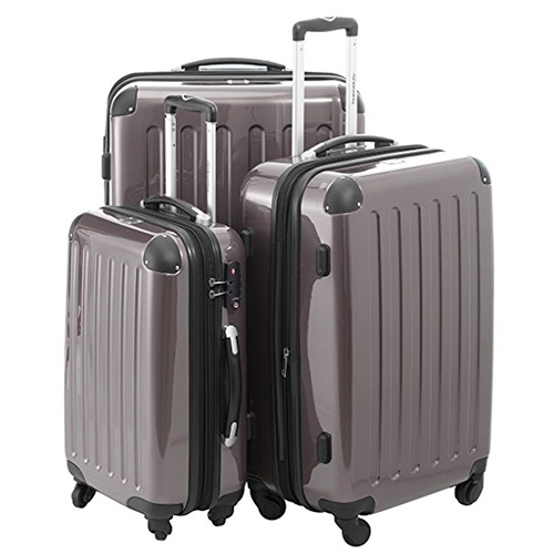 HAUPTSTADTKOFFER - Spree - Set of 3 Hard-side Luggages Suitcase Hardside Spinner Trolley