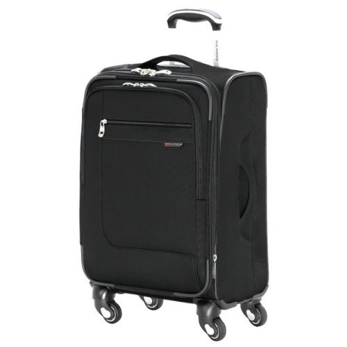 "Ricardo Beverly Hills 20"" Expandable Spinner Carry-on Luggage"