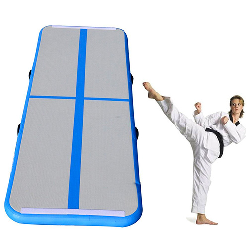 KNOWSTAR Inflatable Gymnastics Tumbling Mat