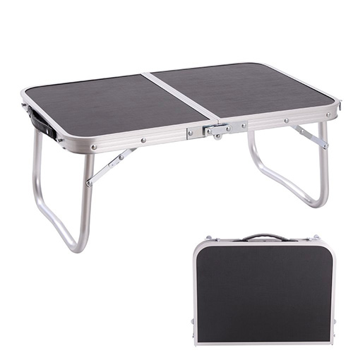 CampLand Aluminum Folding Table Outdoor Lightweight Portable For Camping,  Beach, Backyards, BBQ, Party And Picnic
