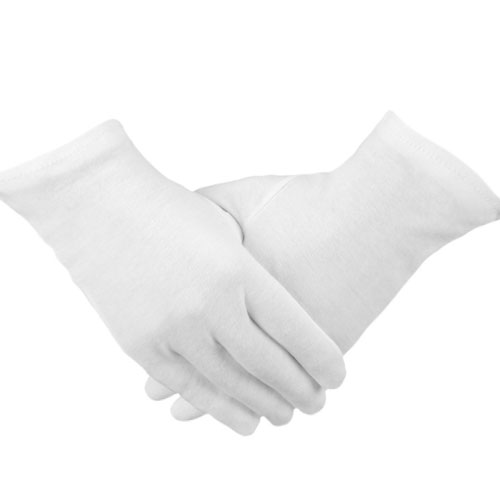 Madholly 12 pairs Moisturizing Cotton Gloves