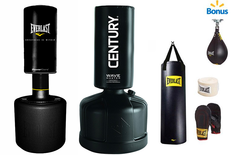 Top 10 Best Heavy Punching Bags for MMA Training of 2019 Review