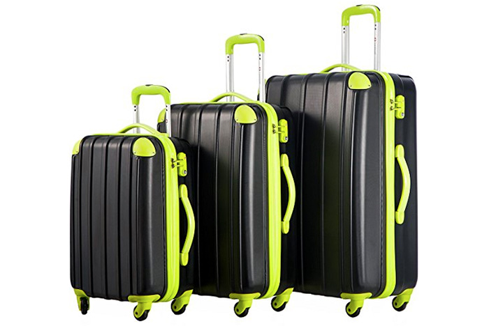 Top 10 Best Hardside Luggage Brands of (2021) Review