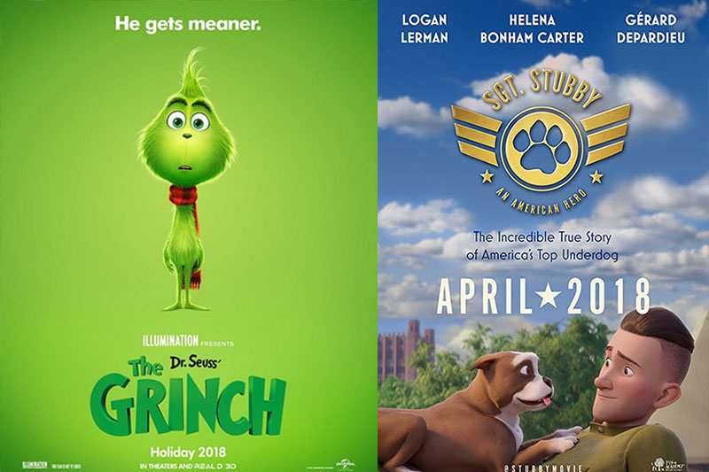Top 10 Upcoming Animation Movies of 2019 Reviews