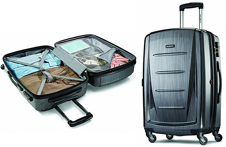Top 10 Best Hardside Luggages of 2018 Reviews