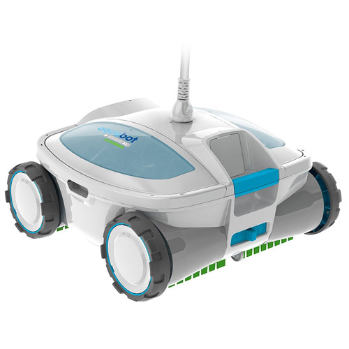 Aquabot ABREEZ4 X-Large Breeze with Scrubbers Robotic Pool Cleaner