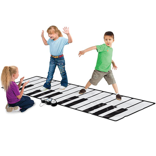 """Best Choice Products 100"""" Super Gigantic Musical Electronic Keyboard Piano Playmat"""