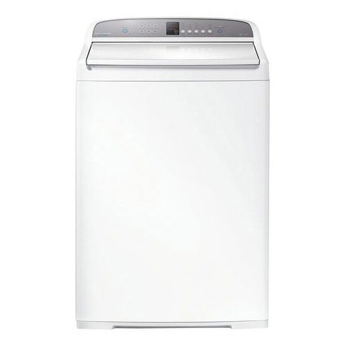 "Fisher Paykel WashSmart WA3927G1 27"" Top Load Washer with 3.9 cu. ft. Capacity 1100 RPM Max Spin Speed Eco-Active Wash and Flexible Finned Agitato"