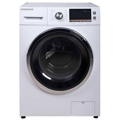 EdgeStar 2.0 Cu. Ft. All-in-One Ventless Washer and Dryer Combo – Silver