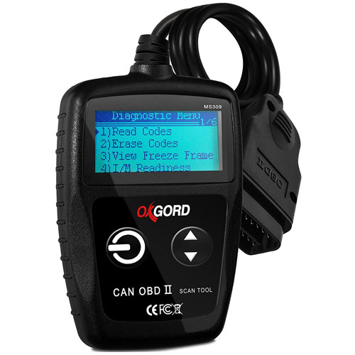 OBD2 Scanner CAN OBDII Code Reader
