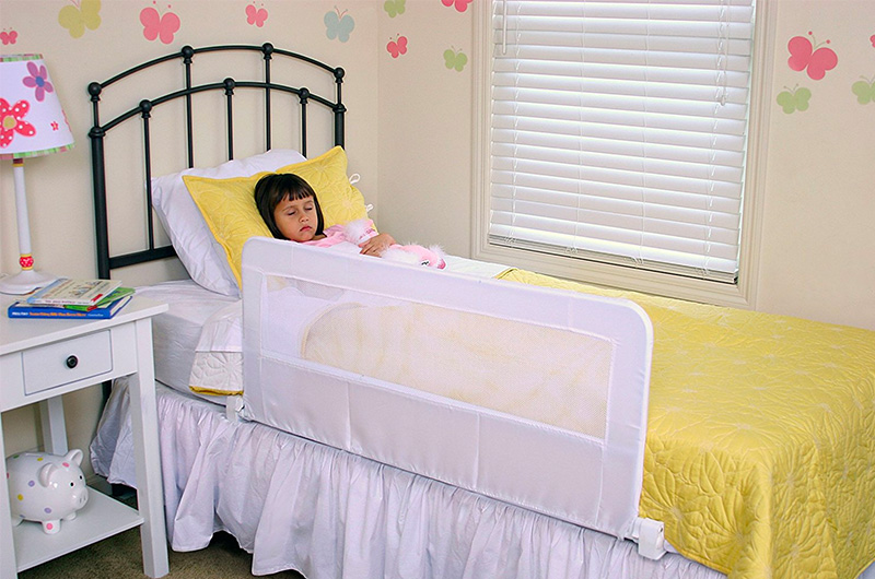 Top 10 Best Bed Safety Rails for Toddlers of (2021) Review