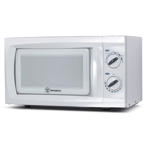 Westinghouse, WCM660W, Countertop Microwave Oven