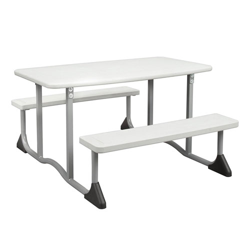 Sprogs Children's Blow-Molded Picnic Table
