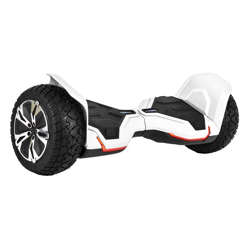 """Levit8ion Latest 2018 XTREME HUMMER 8.5"""" Off Road UL 2272 Hoverboard"""