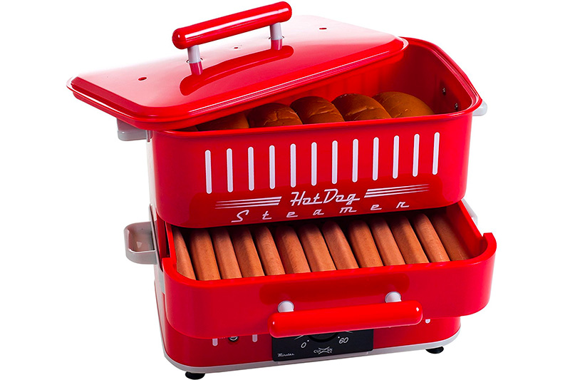 The Best Small Hot Dog Steamers of 2018 Review