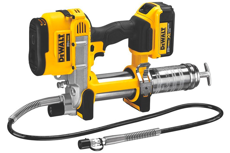 Top 10 Best Cordless Electric Grease Guns in 2018 Reviews