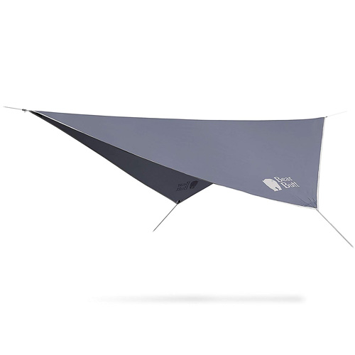 Bear Butt Double Hammock Tent Rain Fly - Cover for Camping, Hiking, Backpacking, Easy Set Up, Waterproof Tent Polyester - 5 colors available