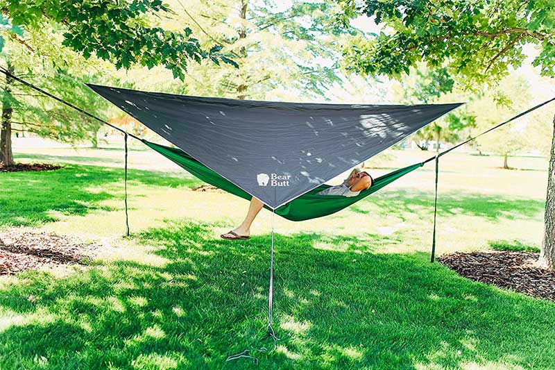 The Best Full Coverage Hammock Tarp of 2018 Review