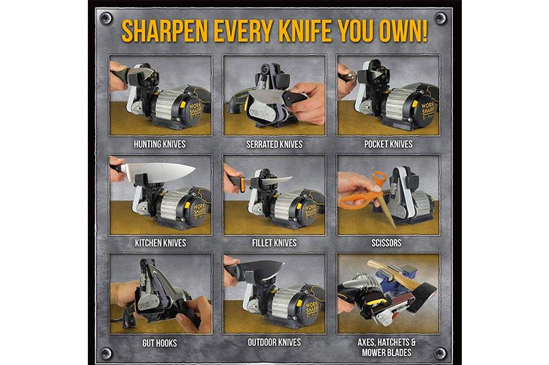 Top 10 Best Scissor Sharpening Machine of (2021) Review