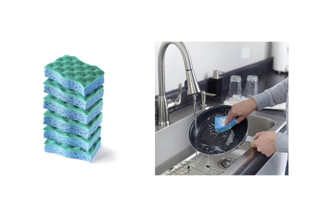 O-Cedar Multi-Use Scrunge Scrubber Sponge
