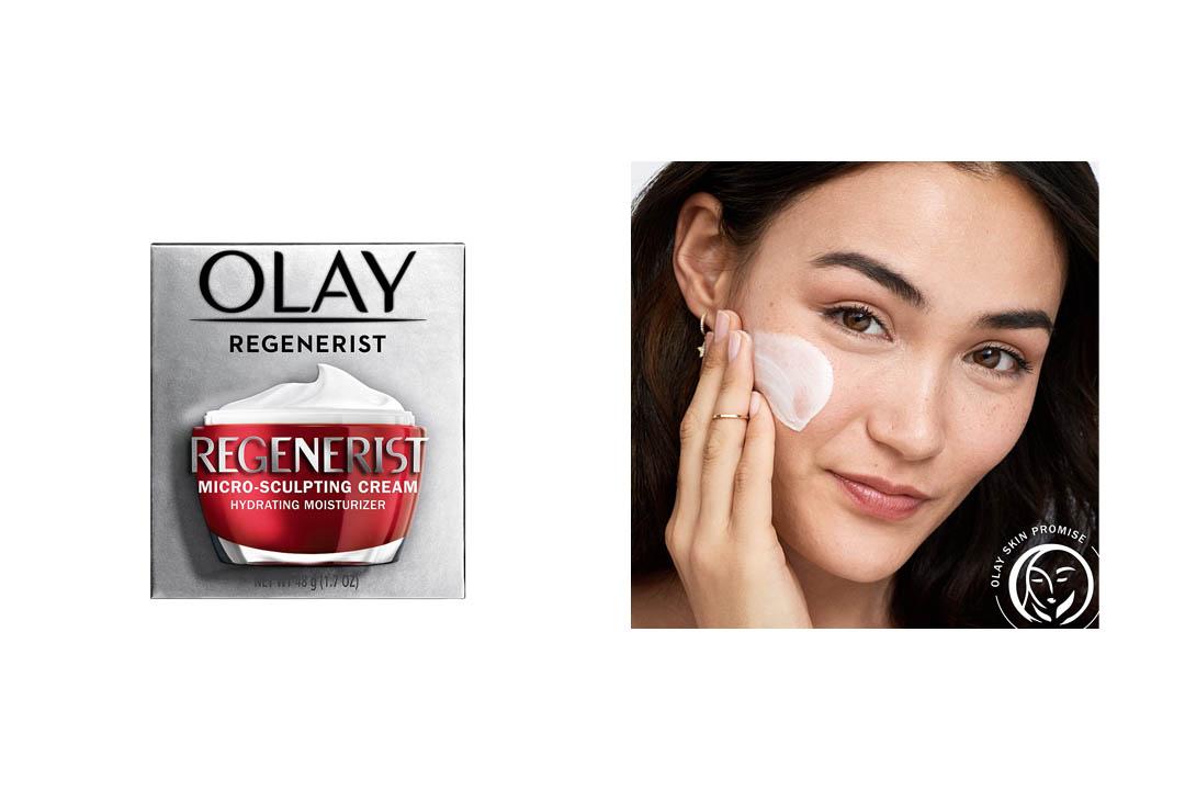 Olay Regenerist Micro-Sculpting Cream Face Moisturizer
