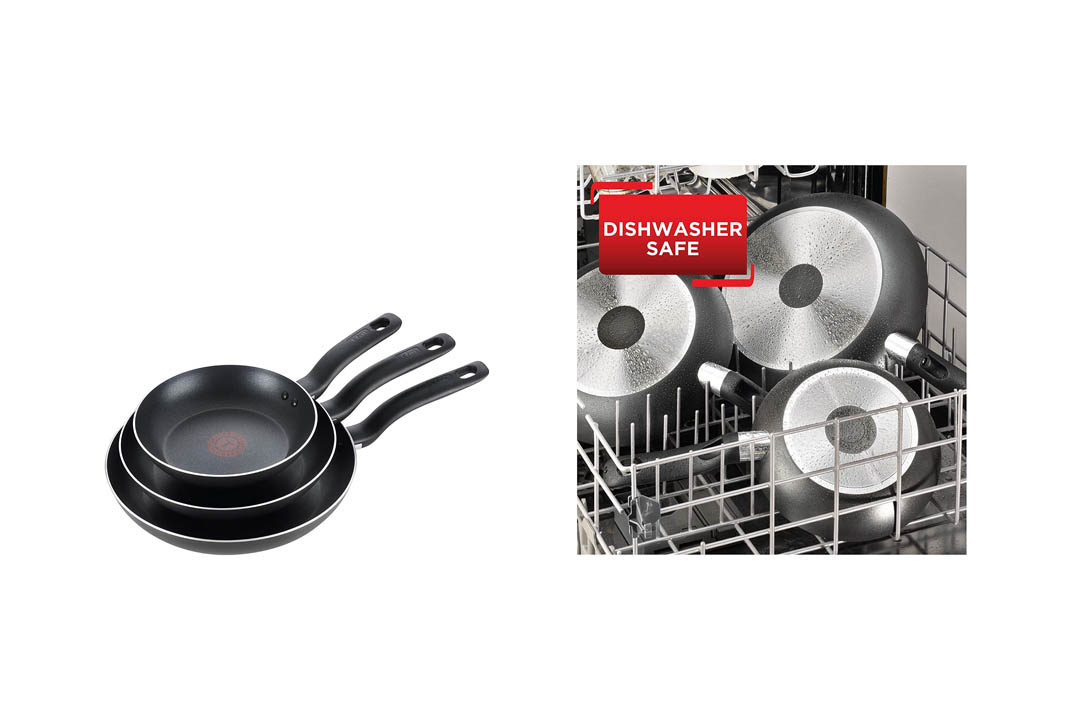 T-fal A857S3 Specialty Nonstick Cookware Set