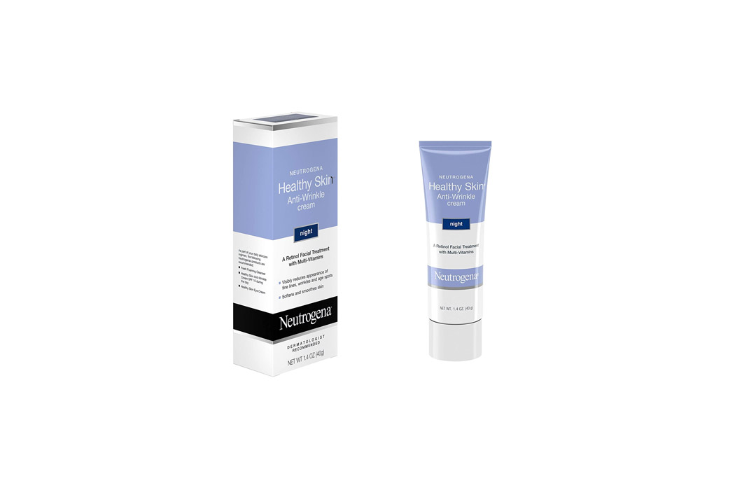 Neutrogena Healthy Skin Anti-Wrinkle Cream Night