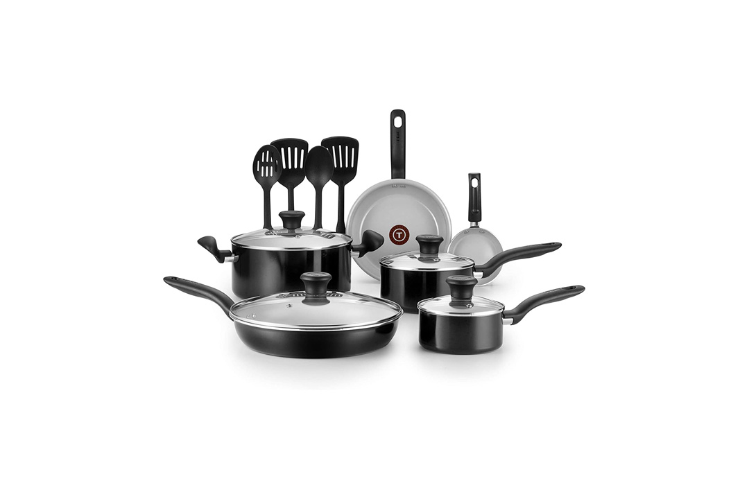 T-fal C921SE Initiatives Nonstick Cookware Set
