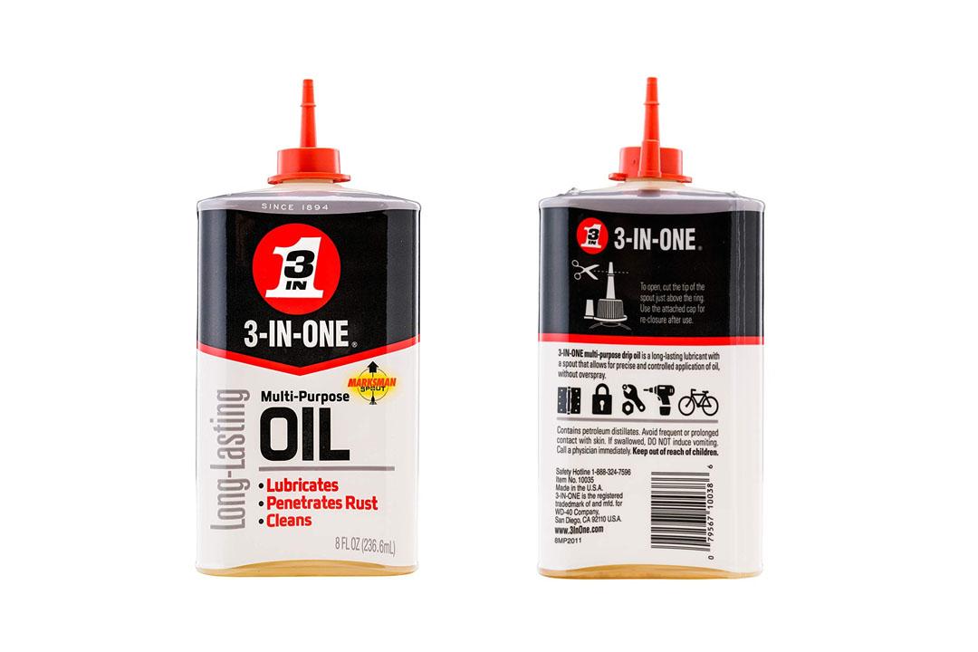 3-IN-ONE Multi-Purpose Oil