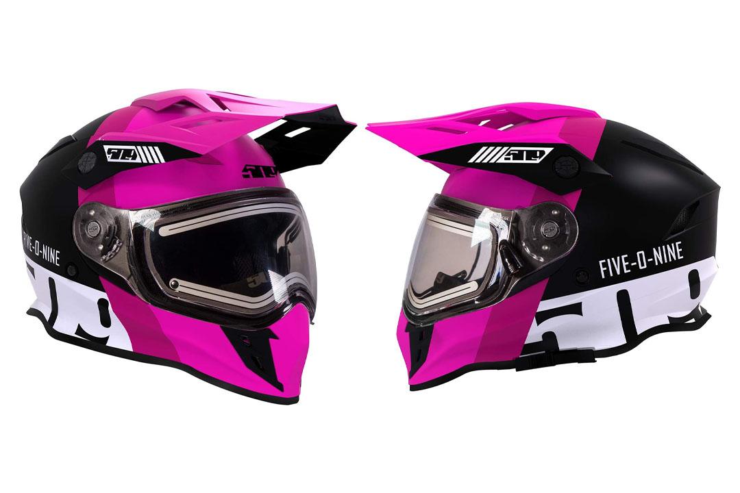 509 Delta R3 2.0 Full-Face Snow helmet
