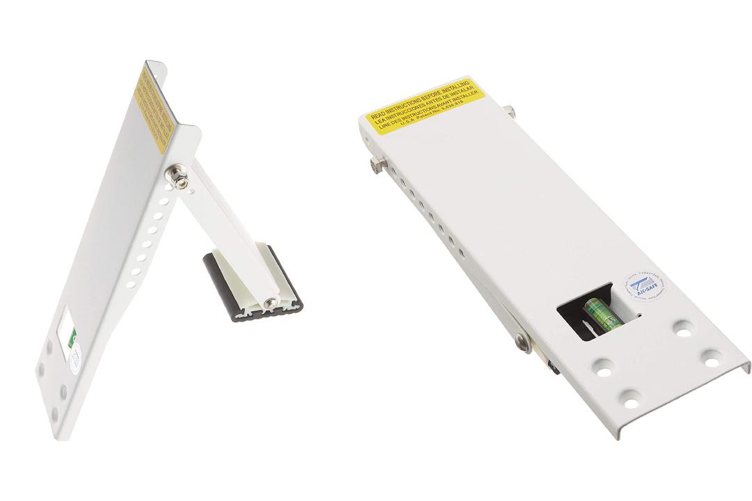 AC Safe AC-080 Universal Light-Duty Air Conditioner Support Bracket
