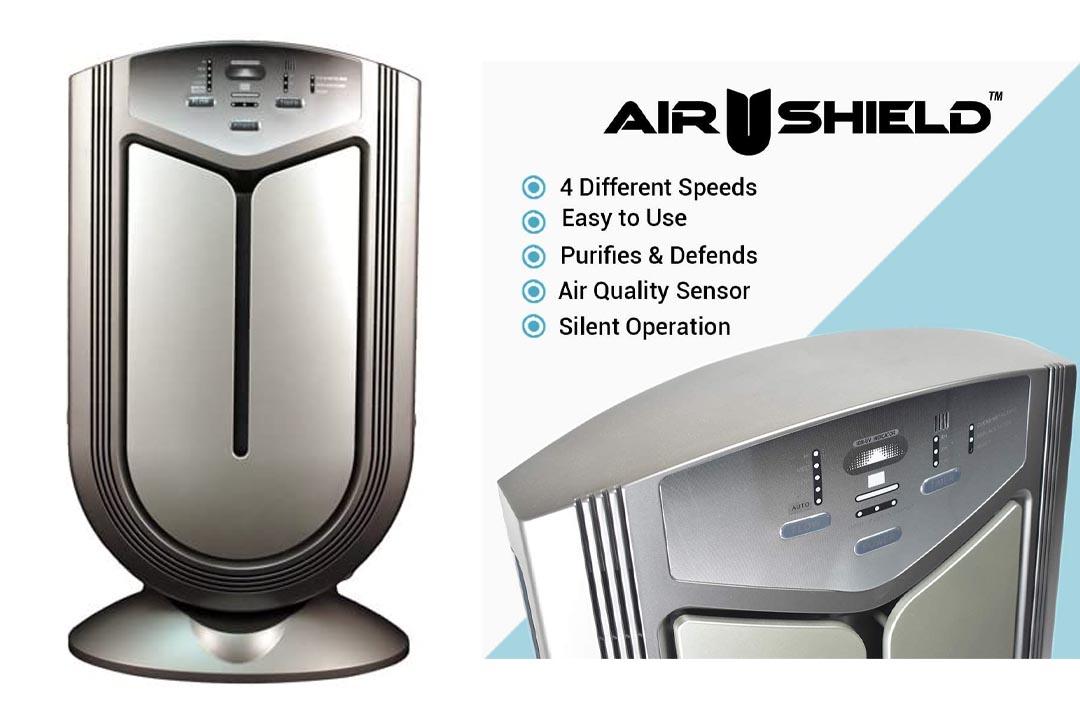 Advanced Pure air Air Shield Air Purifier