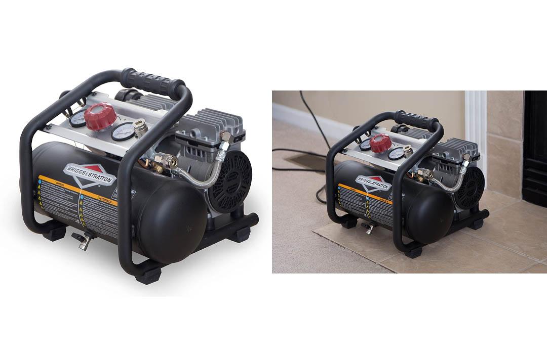 Briggs & Stratton Quiet Power Technology Air Compressor