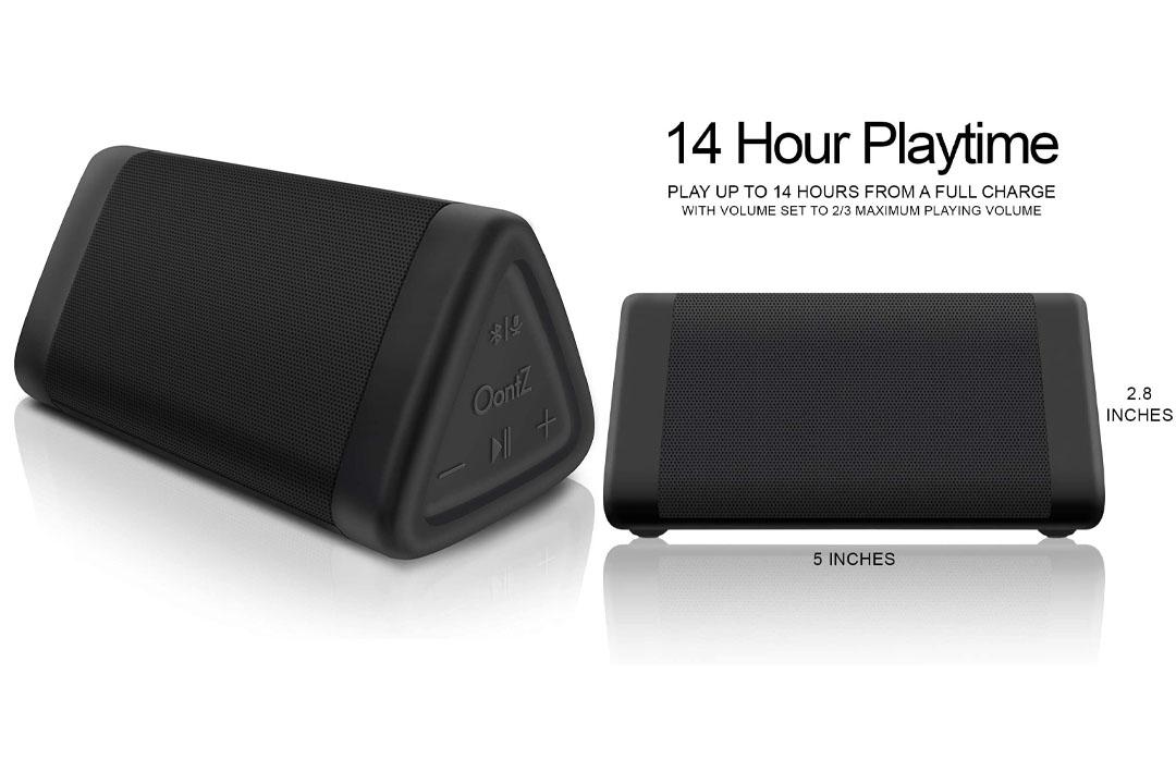 Cambridge SoundWorks OontZ Angle 3 Wireless Bluetooth Speaker