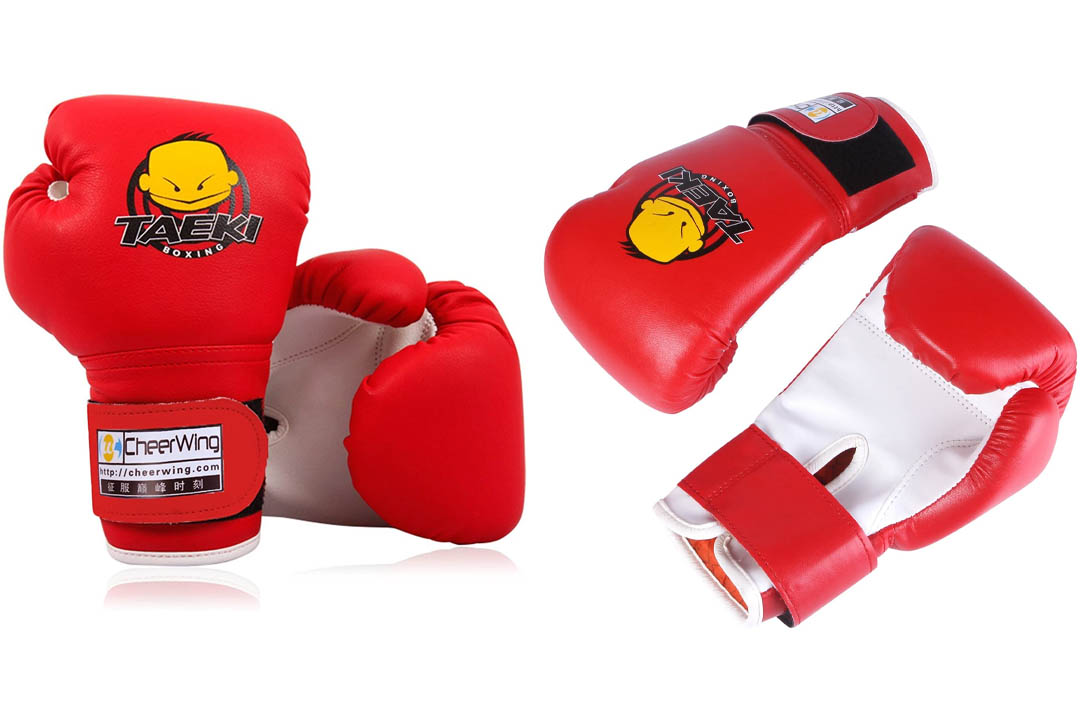 Cheerwing 4oz PU Kids Boxing Gloves