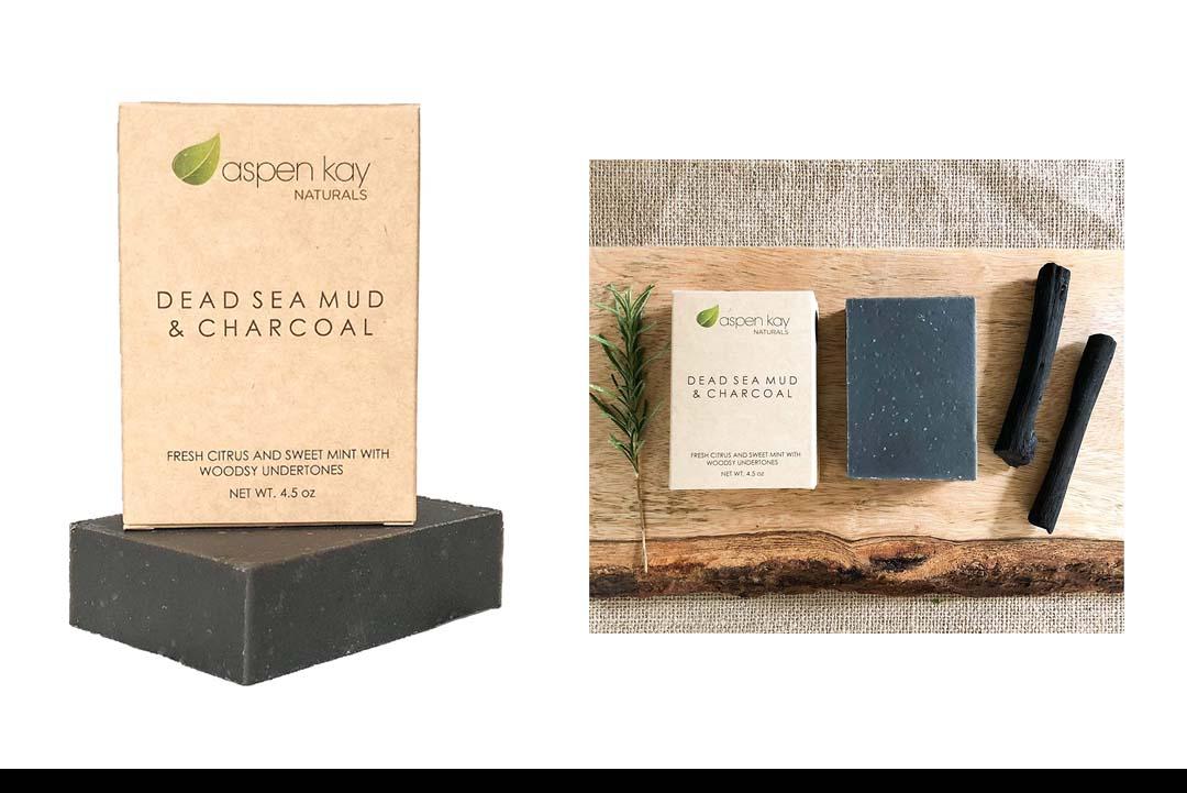 Dead Sea Mud Soap Bar