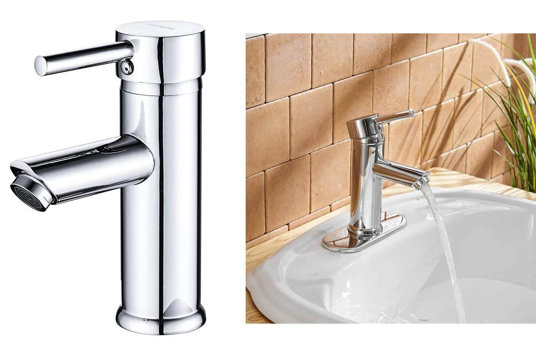 Greenspring Single Handle Bathroom Sink Faucet