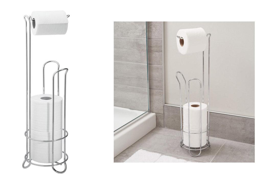 InterDesign Standing Toilet Paper