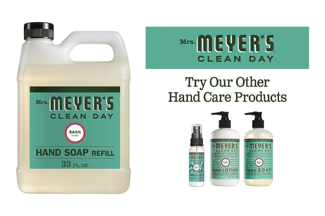 Mrs. Meyers Liquid Hand Soap