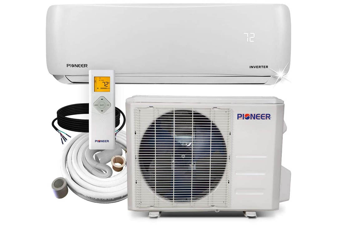 Pioneer Air Conditioner Inverter & Heat